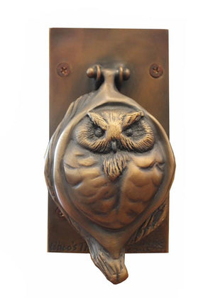 Who's There?  Door Knocker