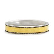 Silver and Gold Lancelot Band