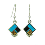 Rhombus Multi Stone Inlay