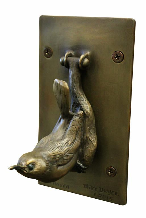 Wren Haven Door Knocker