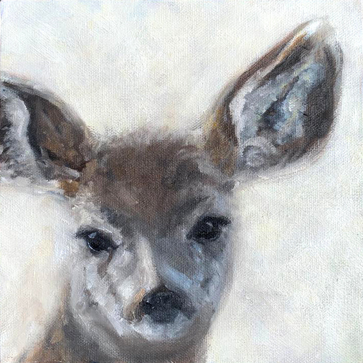 Animal Baby Paintings