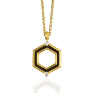 Hex Shade Pendant