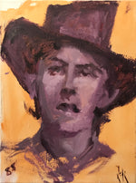 Billy the Kid, 88 Stroke Portrait