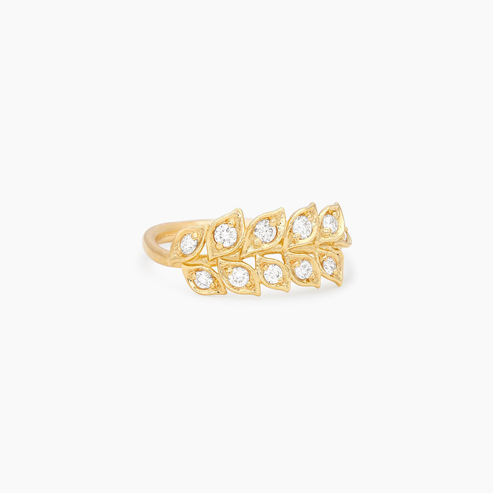 Gold Vine Ring