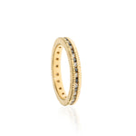 Todd Reed, 18kt Eternity Band