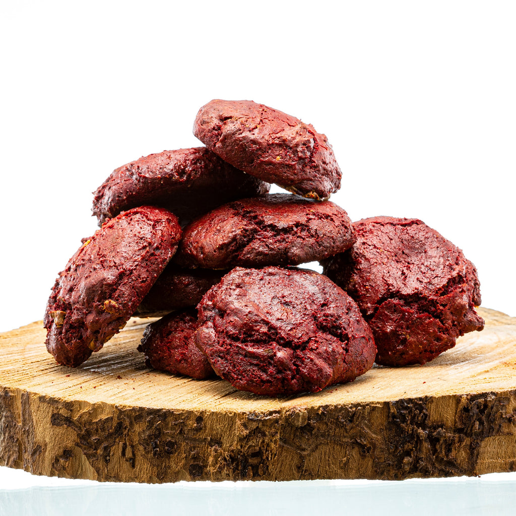 Galletas Red Velvet