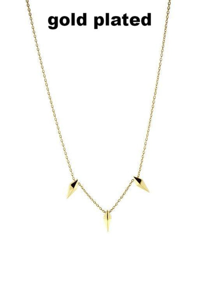 Necklace, Diamond-shapes - MASO shop