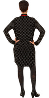 Beautiful feminine dotted shirt dress - MASO shop
