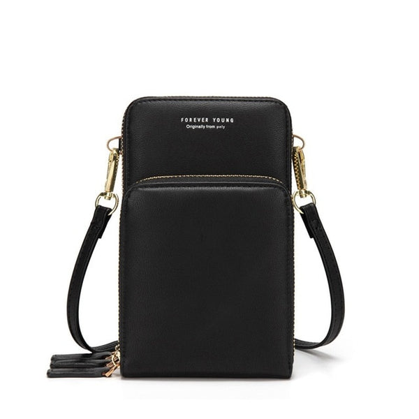 Drop Shipping Colorful Cellphone Bag Fashion Daily Use Card Holder Small Summer Shoulder Bag for Women - MASO shop