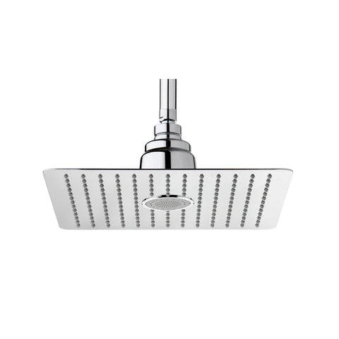 Stainless Steel Shower Head XL Square 300 Sound