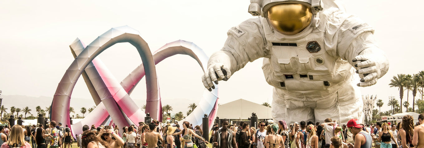 Top 10 of Music Festivals in the USA 2020