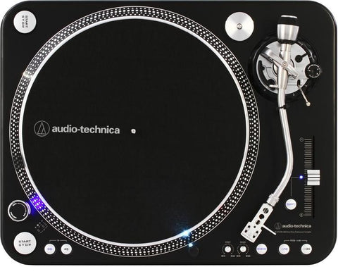 The Audio Technica AT LP 1240XP is exclusively designed for the DJs at the clubs