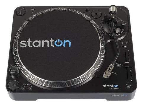 Stanton T.92 M2 USB is a professional turntable that comes with a USB connectivity