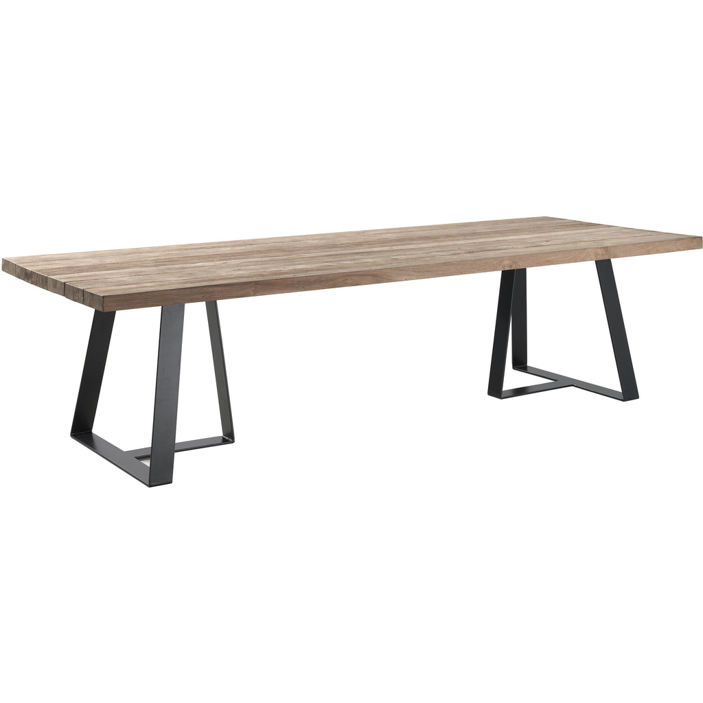 Santorini Outdoor 2 varianten Rectangular Table - Inspiroo powered by IMwillems