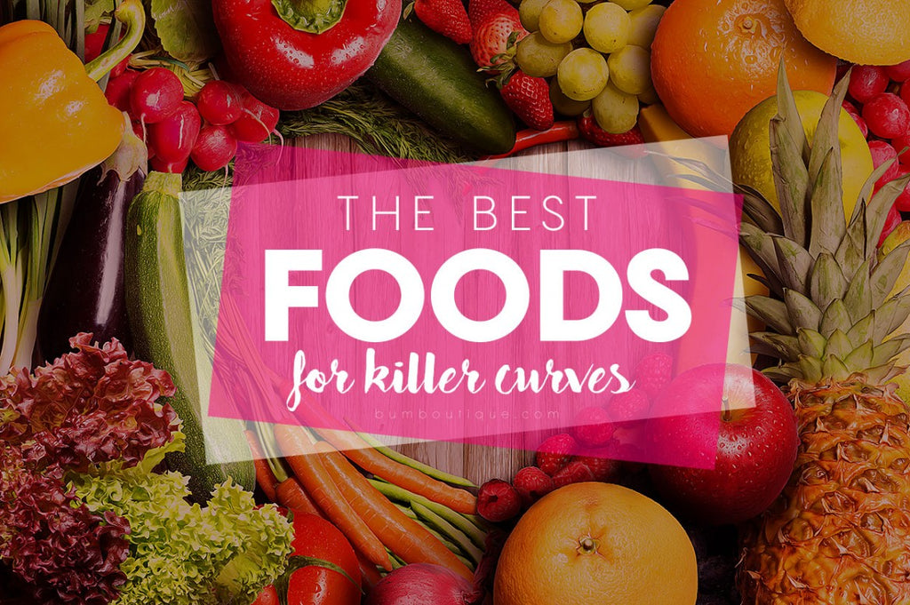 3 Best Foods to get Killer Curves