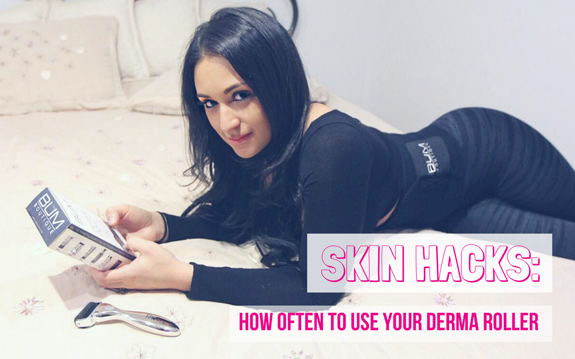 Skin Hacks: How Often to Use Your Derma Roller