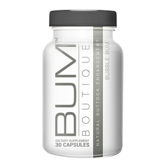 BUM Boutique Butt Enhancement Booty Pills