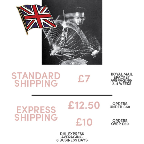 Basal United Kingdom Shipping Info