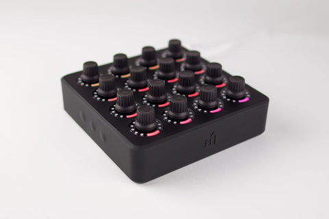 Midi Fighter Twister Official