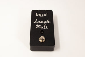 SAMPLE MUTE SWITCH