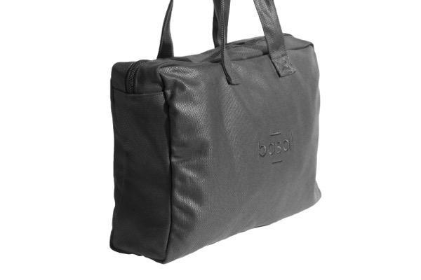 CANVAS SHOULDER BAG-BASAL