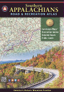National Geographic Southern Appalachians Road & Recreation Atlas
