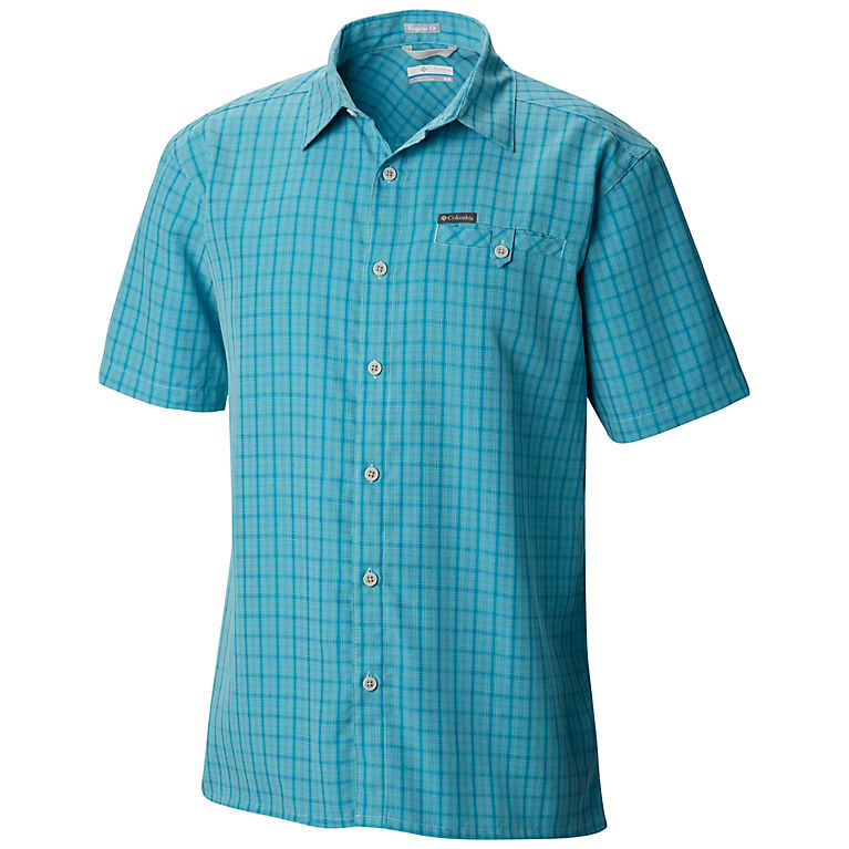 Columbia Men's Declination Trail II Short Sleeve Shirt