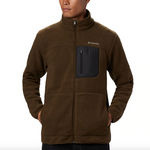 Columbia Men's Rugged Ridge Sherpa Fleece Jacket