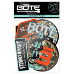 BOTE Sticker Pack