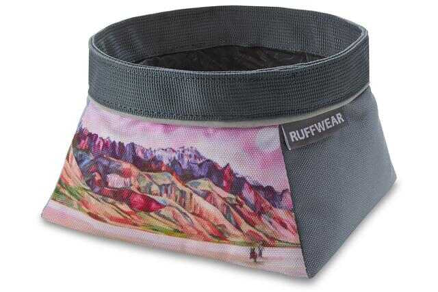 Ruffwear Artist Series Quencher Dog Bowl