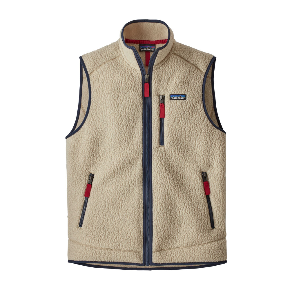 Patagonia Men's Retro Pile Fleece Vest
