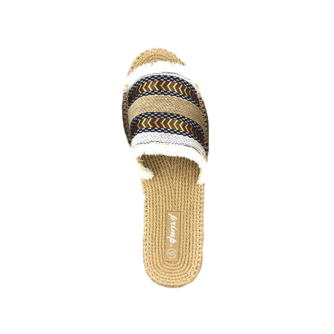 Get Primped Women's Santorini Slide