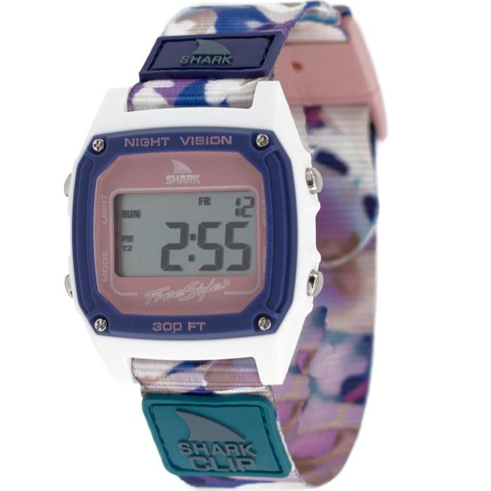 Freestyle Sage Erickson Signature Shark Classic Clip Watch