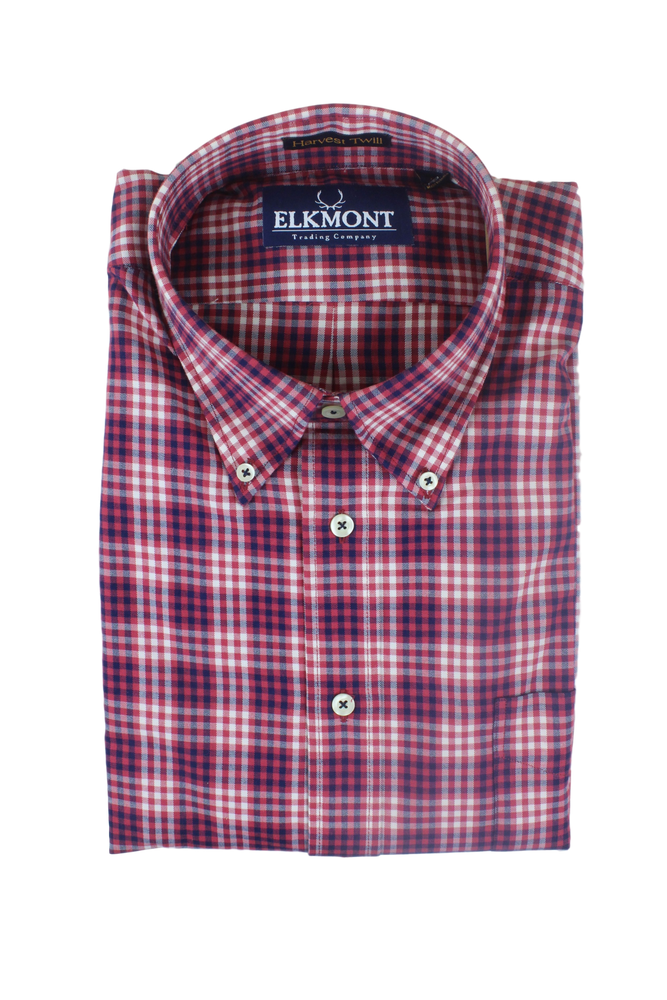 Elkmont Men's Harvest Twill Dress Shirt