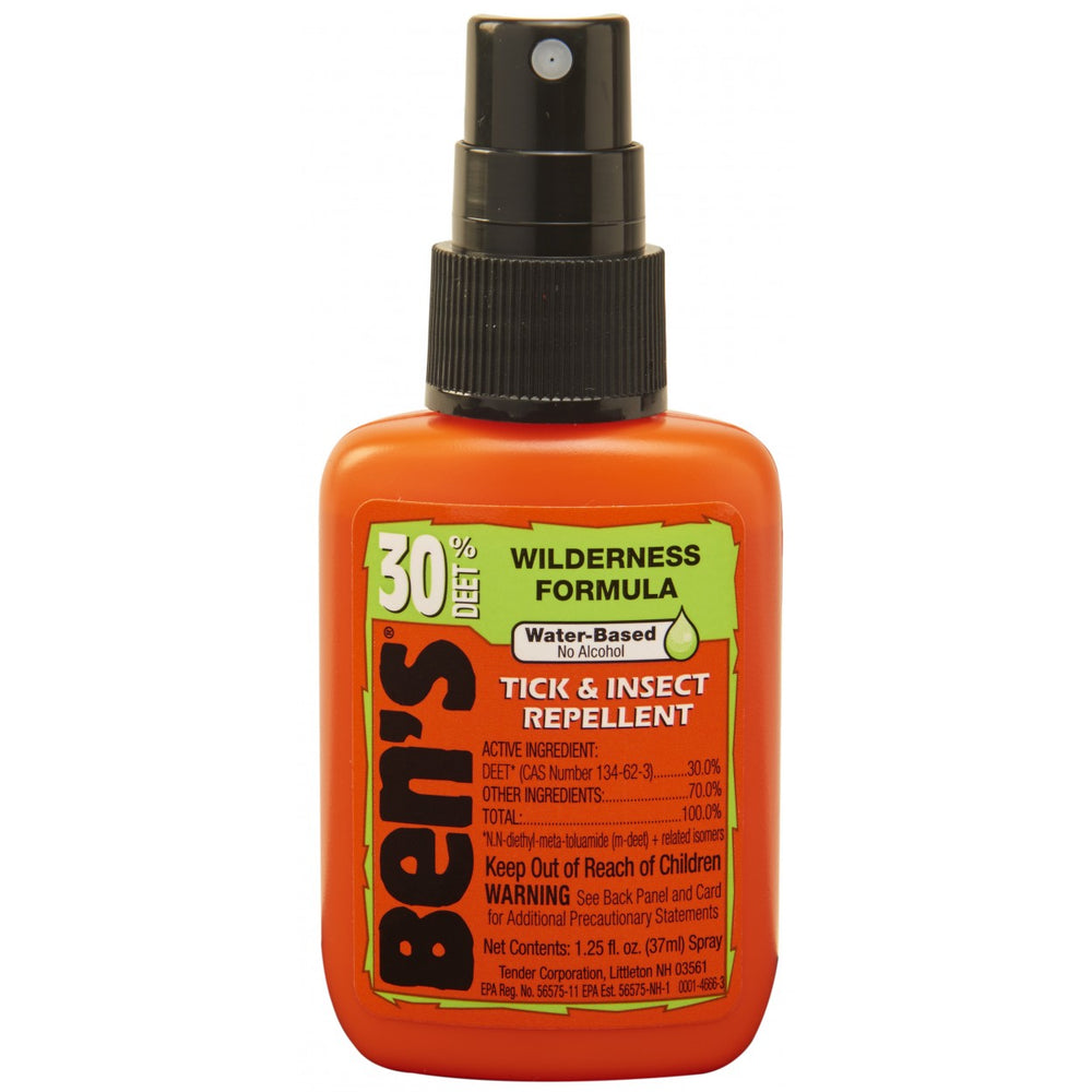 Ben's 30% DEET Bug Repellent Spray