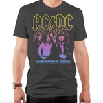 AC/DC On Fire T-Shirt