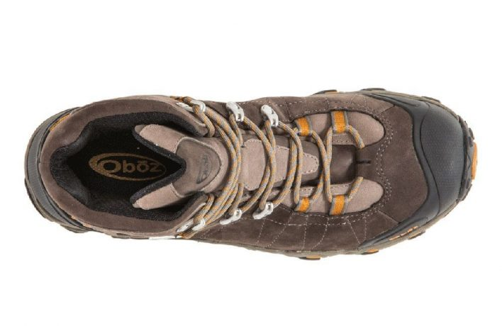 Oboz Men's Bridger Mid Waterproof Hiking Boot