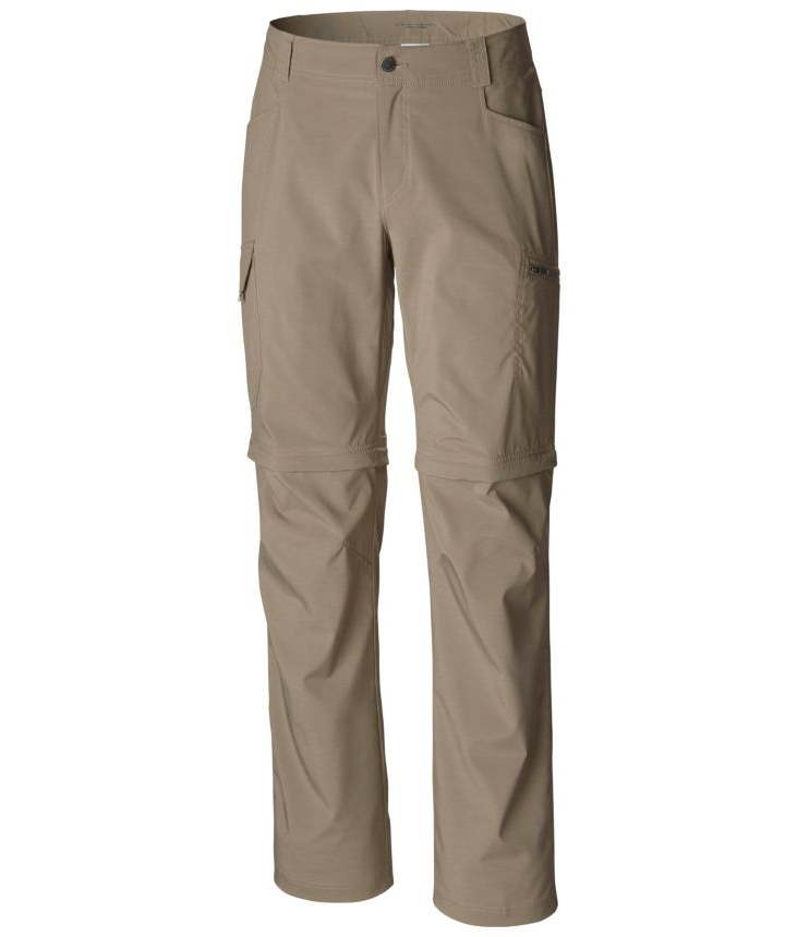 Columbia Men's Silver Ridge Stretch Convertible Pant (Discontinued)