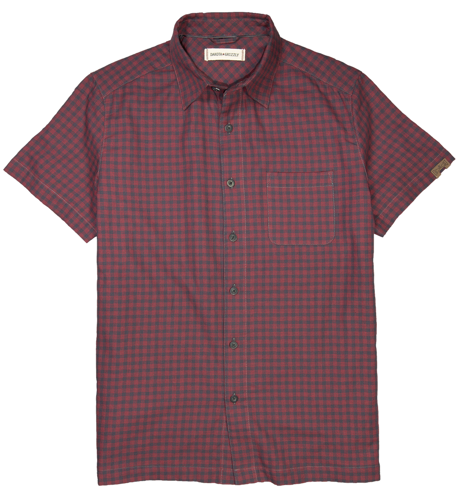 Dakota Grizzly Men's Lance Button Down Shirt
