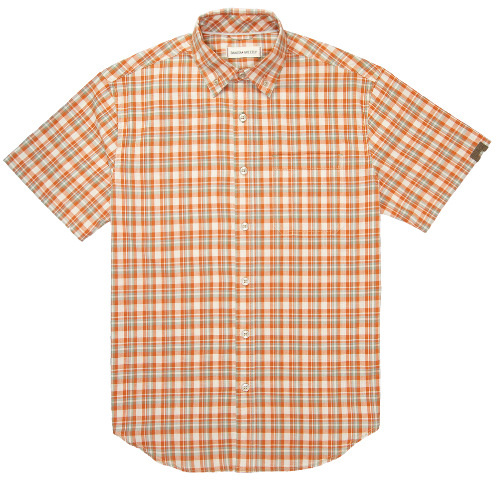 Dakota Grizzly Men's Hume Button Down Shirt