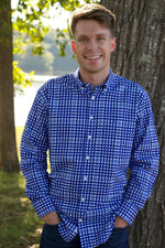 Elkmont Men's Creekside Dress Shirt