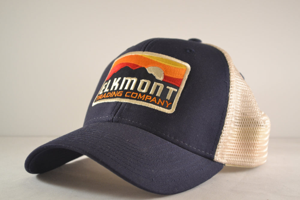 Elkmont Mountains Patch Mesh Back Hat
