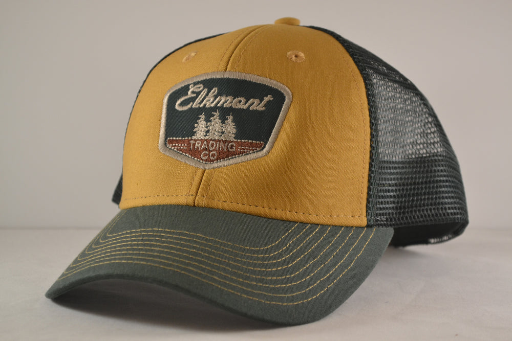 Elkmont Three Trees Patch Hat
