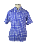 Elkmont Men's Creekside Short Sleeve Dress Shirt