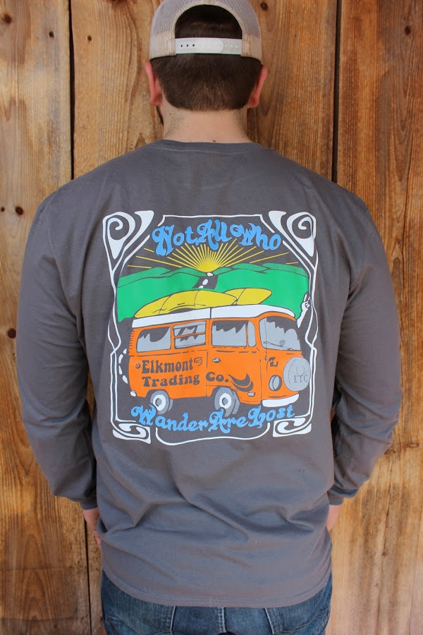Elkmont Wander Long Sleeve Tee