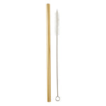 Sips Drinkware Stainless Steel Straw