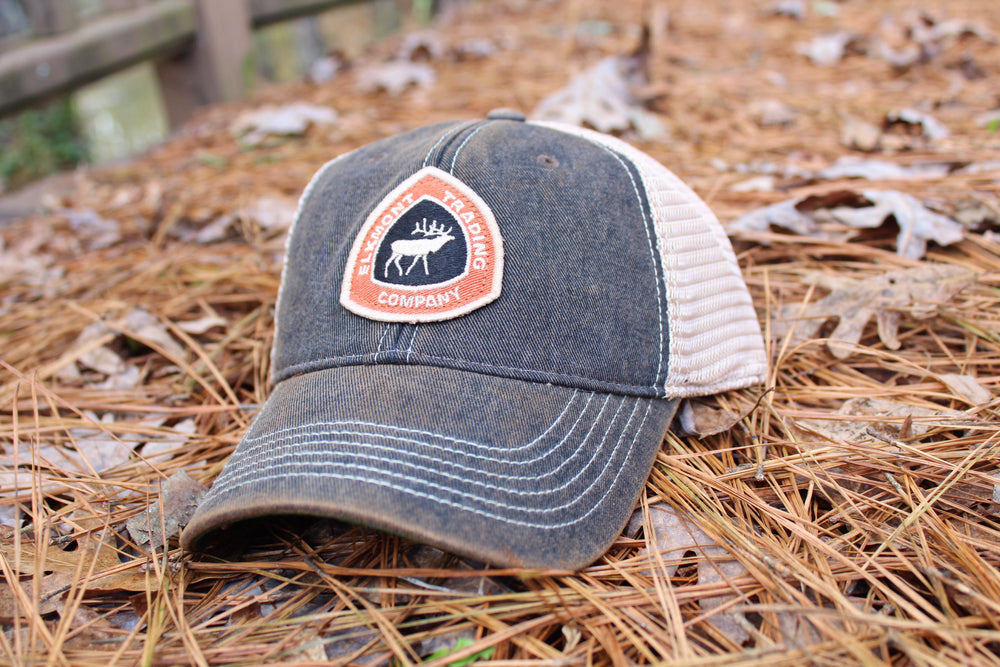Elkmont Elk Crossing Mesh Back Hat