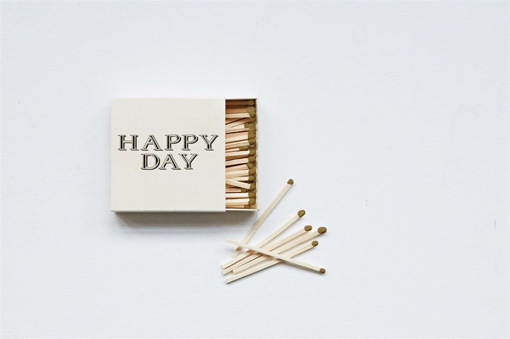 Happy Day Safety Matches