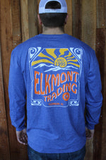 Elkmont Sunrise Long Sleeve Tee