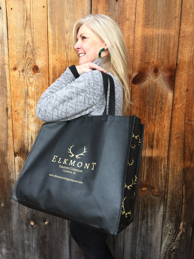Elkmont Reusable Shopping Tote